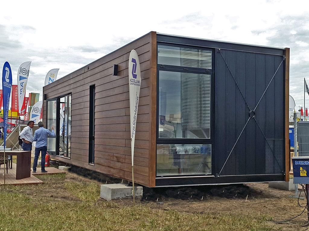 Modulos vivienda modulos tipo viviendas estudios de - Modulos prefabricados para viviendas ...